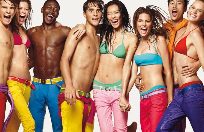 united colors of benetton add photos - United Color Of Benetton