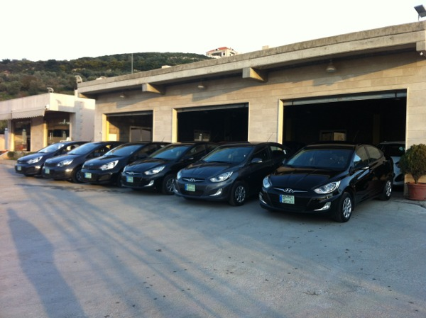 Rent A Car In Zahle