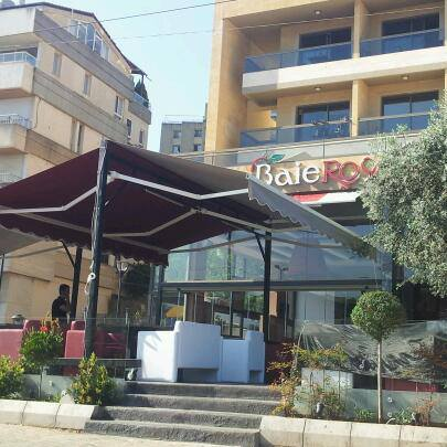 Baie Rose Restaurant - Kaslik, Lebanon | whereLeb Baie De Rose Cuisine on