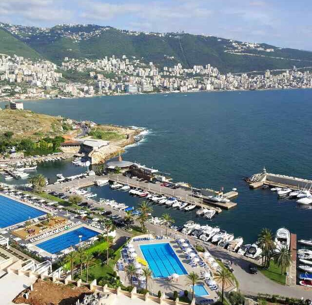 Beach Resorts In Jounieh Lebanon